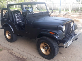 Jeep Cj Cj Renegado