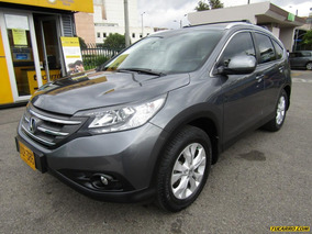Honda Cr-v Exl At 2400cc Aa Ct 4x4