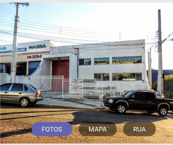 Galpão Comercial Jd. Do Trevo - Ba0437