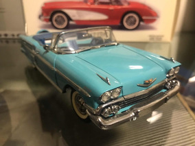 Impala 1958 1/24 Franklin Mint ! Excelente Estado !
