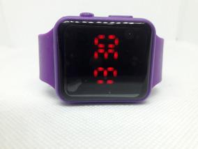 Relógio De Led Digital Feminino E Masculino