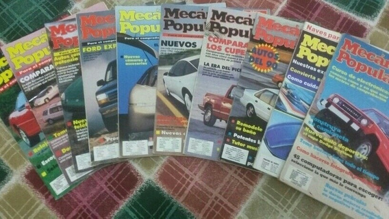Revista Mexicana, Revista Mecánica Popular