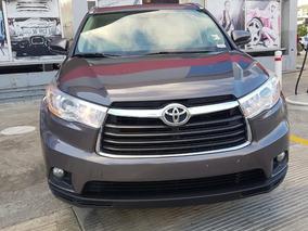 Toyota Highlander Xle 2014