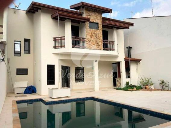 Casa À Venda Em Jardim Chapadão - Ca005899