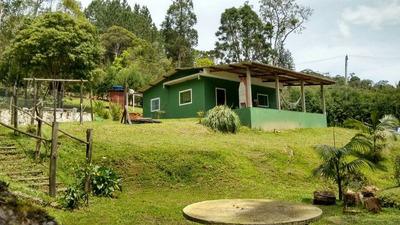 Juquitiba - Sítio/33.000 Mts/cachoeira/riacho Ref: 04450