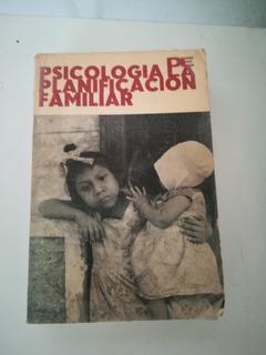 Psicología De La Planificación Familiar