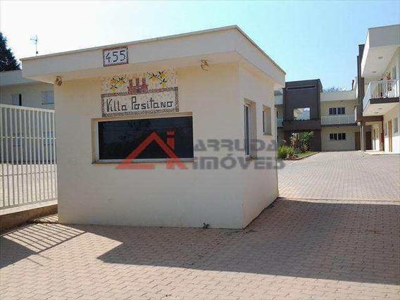 Casa De Condomínio Com 2 Dorms, Condomínio Residencial Villa Positano, Itu - R$ 260 Mil, Cod: 41709 - V41709