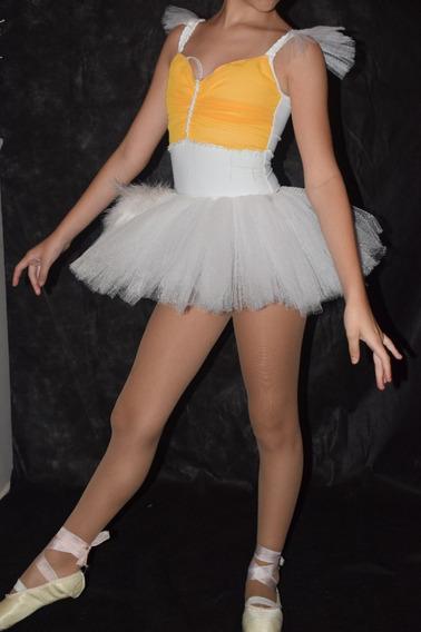 Pollerines,tutu,vestidos De Danza