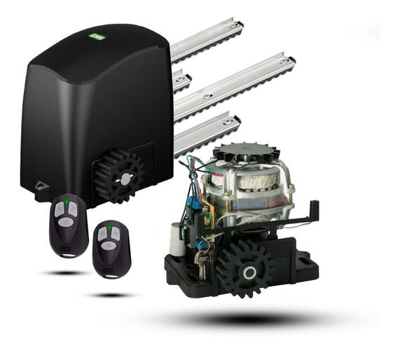 Kit Motor Portão Correr Rcg 2 Controles 3 M Trilho Promoção