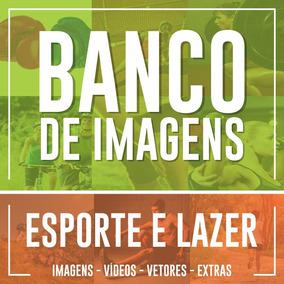 Banco De Imagens Esporte E Lazer - Videos - Vetores + Extras
