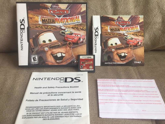 Cars Ds - Nintendo Ds
