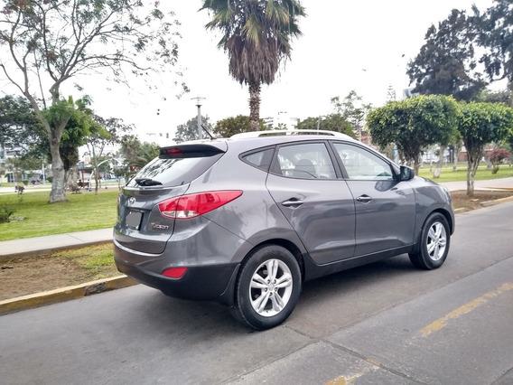 Hyundai Tucson 2011 Automática Único Dueño $12,500 A Tratar