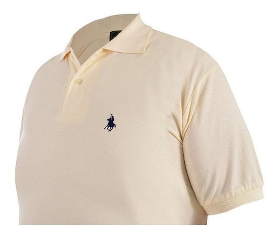 Playera Polo Club, 2 Piezas Tallas Especiales X1, X2, X3