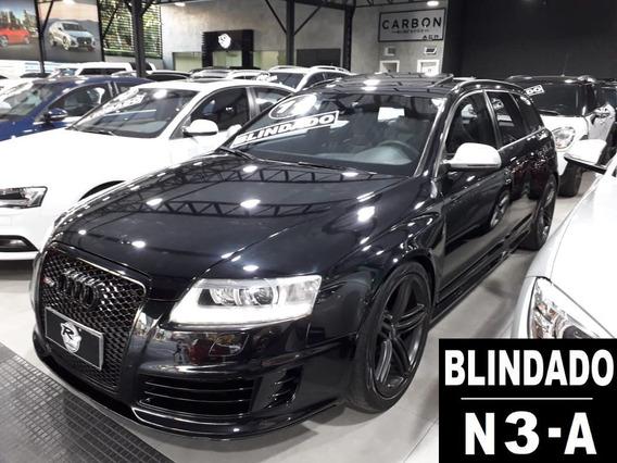 Audi Rs6 5.0 Quattro Avant V10 Bi-turbo Gasolina 4p