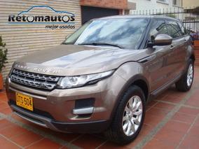 Land Rover Range Rover Evoque Tp
