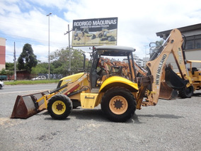Retroescavadeira New Holland B95b Turbo 4x4