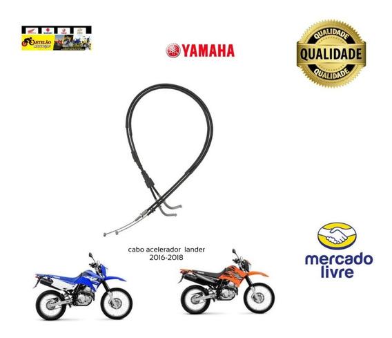Cabo Acelerador Yamaha Lander 250 2016-2018