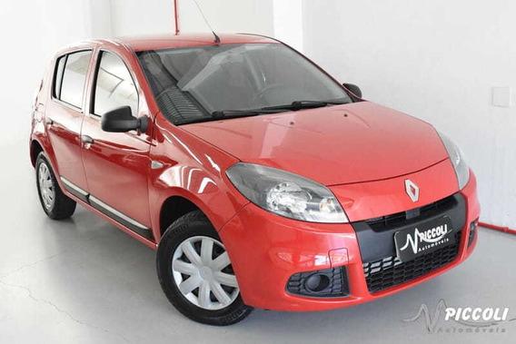 Renault Sandero Auth. Plus Hi-power 1.0 16v 5p