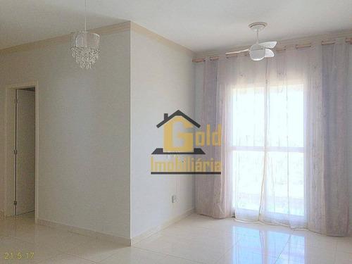 Imagem 1 de 20 de Apartamento Com 3 Dormitórios, 1 Suite, 2 Vagas De Garagem No Fit Lagoinha - Ribeirão Preto-s.p. - Ap2359