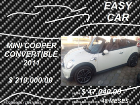 Mini Cooper 1.6 S Hot Chili Convertible Aa Piel At