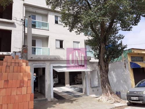 Imagem 1 de 12 de Cobertura Com 2 Dormitórios À Venda, 86 M² Por R$ 335.000,00 - Parque Capuava - Santo André/sp - Co0897