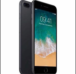 iPhone 7 Plus - 32gb Preto Matte