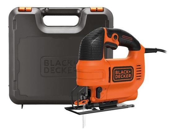 Serra Tico-tico Black & Decker 550w Ks701pek-b2 220v
