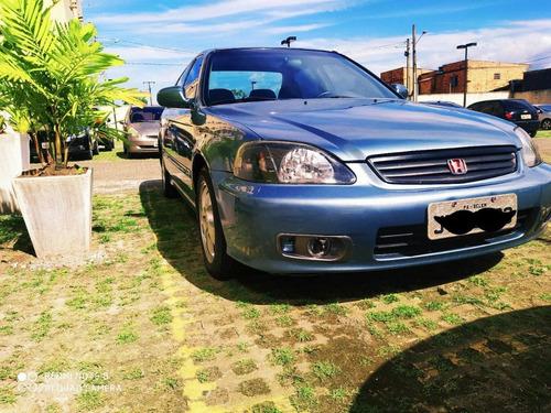 Imagem 1 de 8 de Honda Civic 99