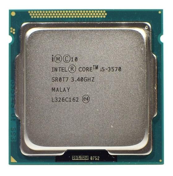 Processador Core I5 3570 3,4 A 3,8ghz Quad Core Lga1155