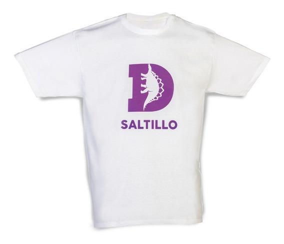 Dinos Saltillo Lfa T-shirt Básica Blanca