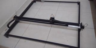 Maquina De Corte Láser Diy 15w De Gran Formato 1mx1m