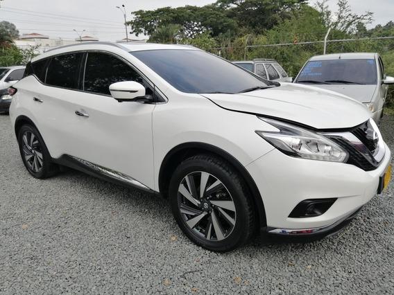 Nissan Murano Murano Siete Puestos