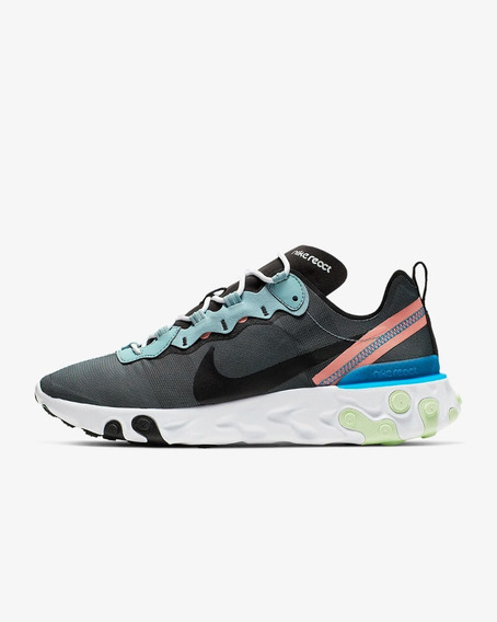 Zapatillas Nike React Element 55 Bq6166-300