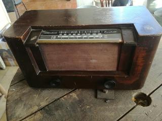 Antiguo Radio Rca De Bulbos Coleccion Decoracion Reparacion