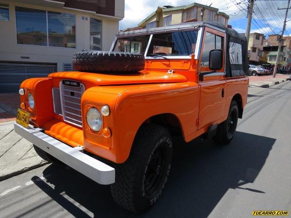 Land Rover Santana Carpado 4x4