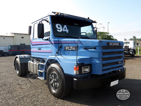 Scania T113 H 4x2 360 1993 1994 Cavalo Toco - Sb Veiculos