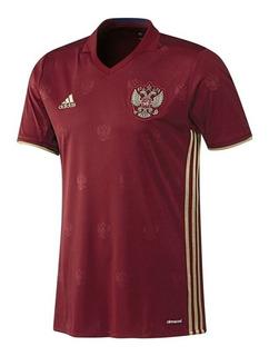 Camisa Rússia adidas 2017 Jogador