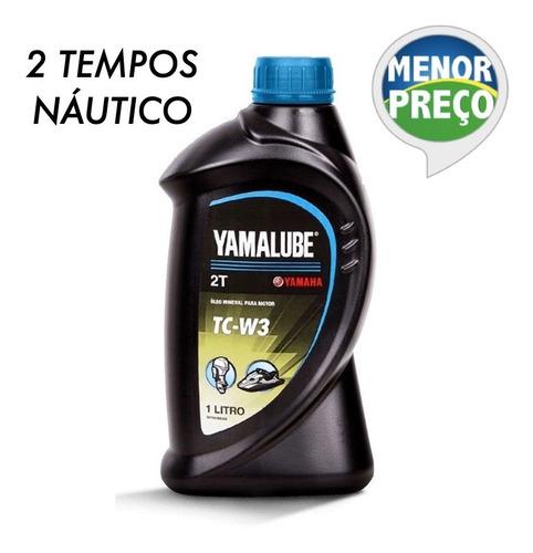 Óleo Yamalube Náutico Tc-w3 2t Tcw3 Yamaha Mercury Seadoo