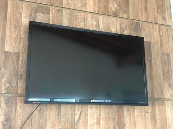 Televisão De 42 Polegadas Ultra Slin Full Hd
