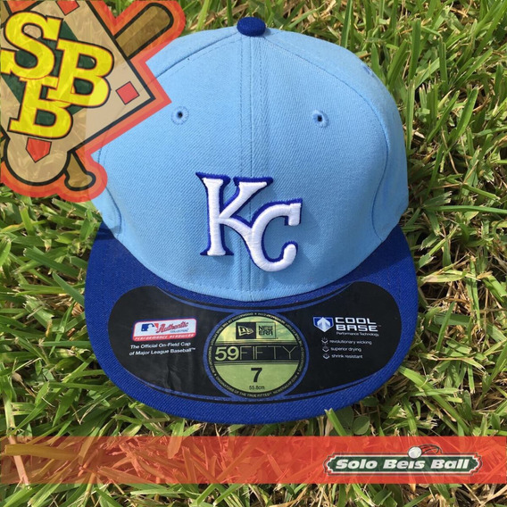 Gorra New Era Mlb Kansas City Royals