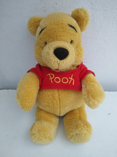 Peluche Winnie Pooh. 30cm. Original Yusel. Usado Buen Estado
