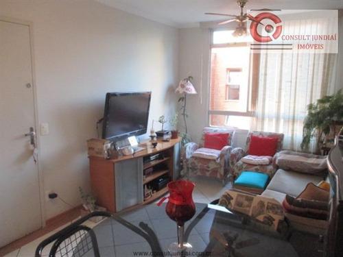 Imagem 1 de 15 de Apartamentos À Venda  Em Jundiaí/sp - Compre O Seu Apartamentos Aqui! - 1329806