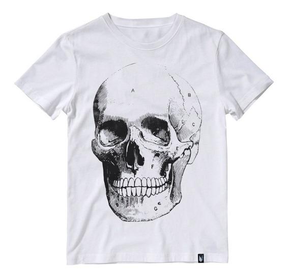 Real Big Skull - Playera Calavera