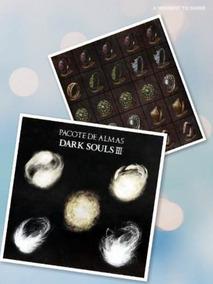 Dark Souls 3 Todos Os Aneis + 480 Milhões De Souls