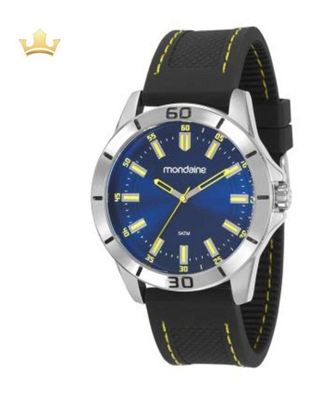 Relógio Mondaine Masculino 99375g0mvni1 Com Nf