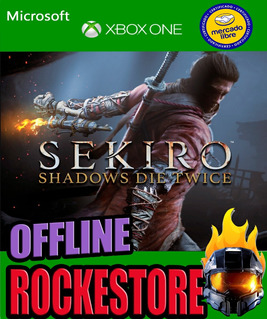 Sekiro: Shadows Die Twice Xbox One, Online Y Offline
