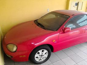 Mazda Mx3 1.8 V6 Com Motor E Peças Extra