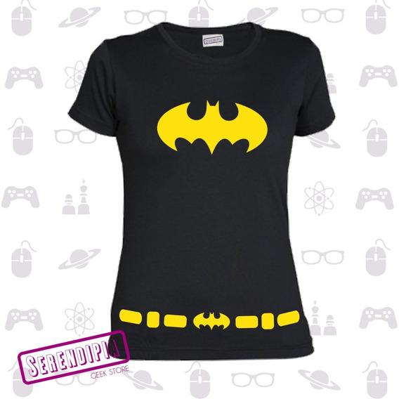 Playera Batgirl Batichica Mujer Batman