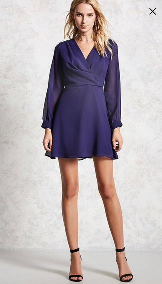 Vestido Mujer Forever 21art 1096
