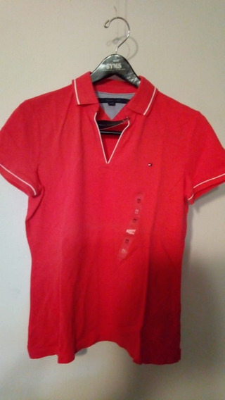 Remeras Tommy Hilfiger Cuello Polo
